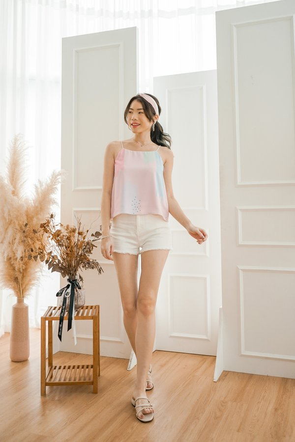 2-Way Anni Cami Top in Pink