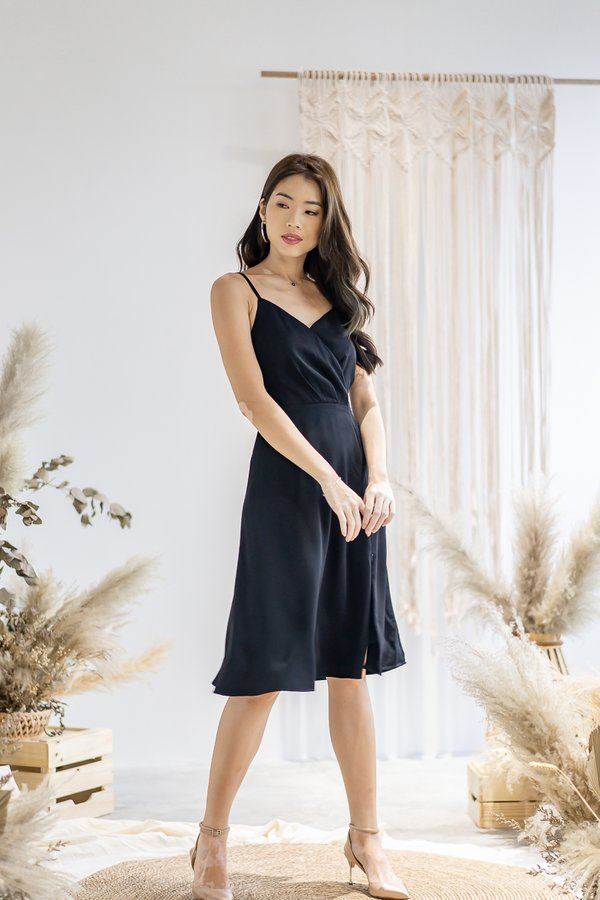 Karter Dress in Black