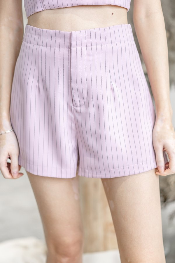 Cara Shorts in Pink
